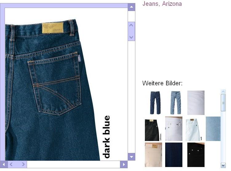 Заказать джинсы через интернет